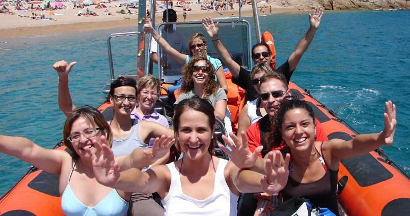 Despedidas Girona - Speed Boat